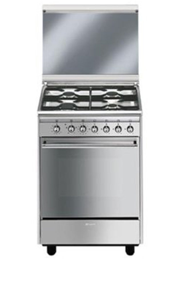 Cucine a gas con forno elettrico ventilato rex top electrolux rkgow cucina x fuochi a gas forno - Rex electrolux cucine a gas ...